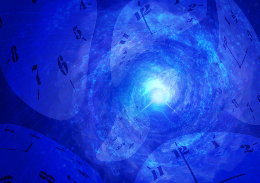 時間の画像
