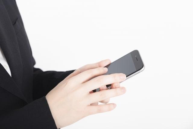 電話をかける画像