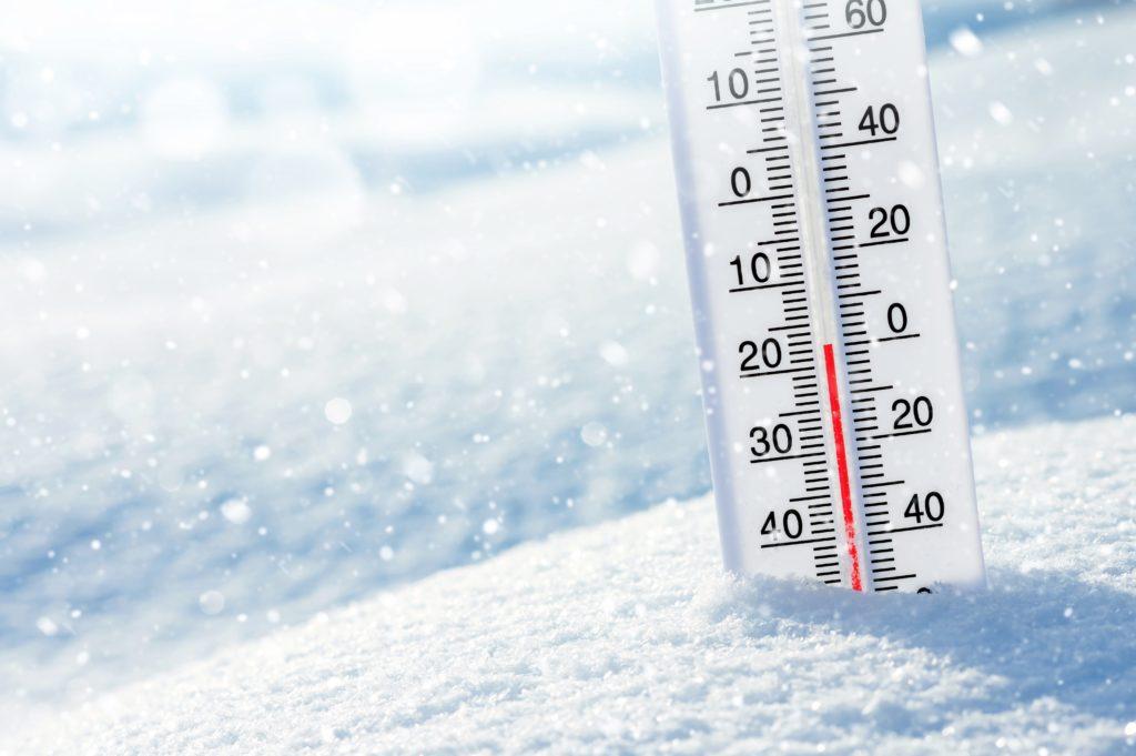 寒気の画像