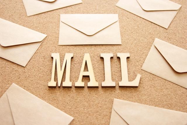 メールの画像