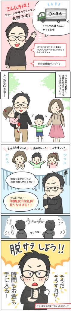 太郎の画像