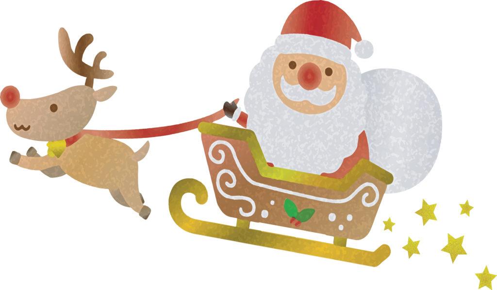 サンタの画像